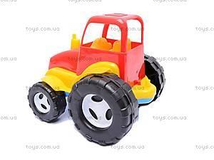 Трактор для маленьких деток, 07-708, фото