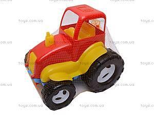 Трактор для маленьких деток, 07-708, отзывы