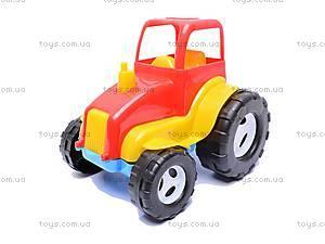 Трактор для маленьких деток, 07-708, цена