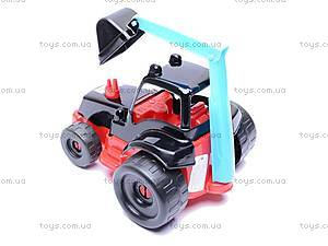 Трактор - экскаватор , 07-710, фото