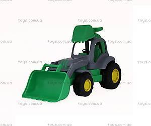 Трактор-экскаватор «Крепыш», 44785