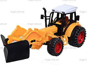 Игрушечный трактор «Фермер», 618-1, купить