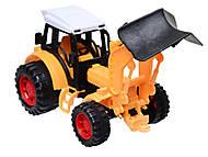 Игрушечный трактор «Фермер», 618-1