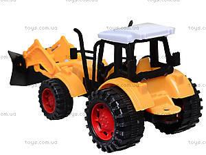 Игрушечный трактор «Фермер», 618-1, цена