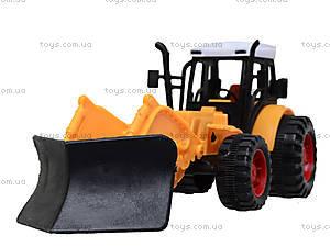 Игрушечный трактор «Фермер», 618-1, игрушки