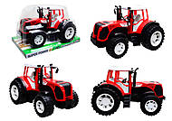 Детский игрушечный трактор «Фермер», 0488-200