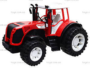 Детский игрушечный трактор «Фермер», 0488-200, фото