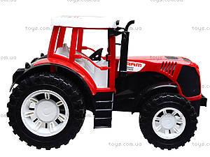 Детский игрушечный трактор «Фермер», 0488-200, цена