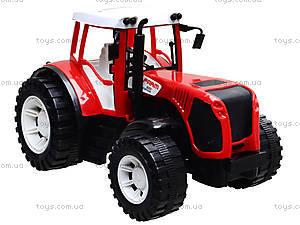 Детский игрушечный трактор «Фермер», 0488-200, игрушки