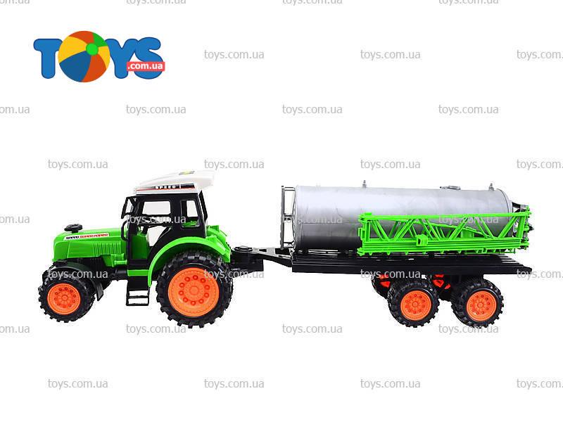 Радиоуправляемый трактор, бульдозер, кран, эскаватор от.