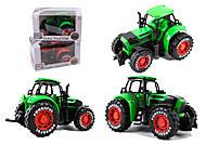 Трактор «Фермер» (в коробке), 3368-80