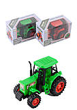 Фермерский Трактор - игрушка, 8338-80, фото