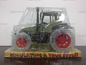 Трактор «Фермер» инерционный, 0488-120A