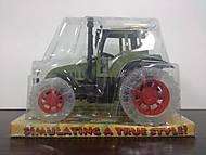 Трактор «Фермер» инерционный, 0488-120A, фото