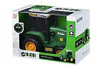 Трактор фермера, цвет зеленый  (R976Ut), R976Ut, купить