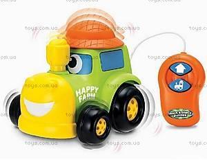 Игрушка на дистанционном управлении «Трактор фермера», K13429, купить