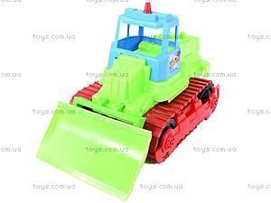 Трактор гусеничный, 07-706, фото