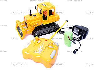 Трактор гусеничный, радиоуправляемый, 7104, купить