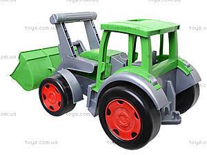 Большой игрушечный трактор «Гигант Фермер», 66015, цена
