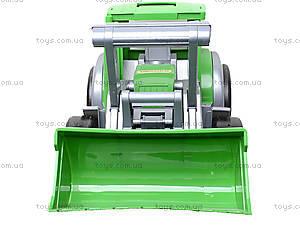 Большой игрушечный трактор «Гигант Фермер», 66015, игрушки