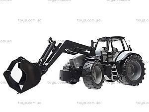 Трактор инерционный с ковшом, 2088B, купить