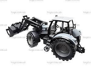 Трактор инерционный с ковшом, 2088B, фото