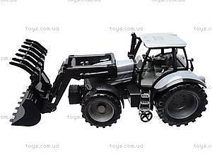 Трактор инерционный с ковшом, 2088B, отзывы