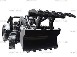 Трактор инерционный с ковшом, 2088B, цена