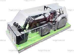 Трактор инерционный с ковшом, 2088B