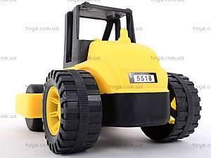 Трактор инерционный, 5518B-6, игрушки