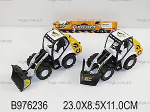 Трактор инерционный, 2 вида, 938B