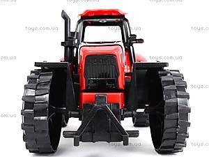 Трактор инерционный, детский, 3368-10, магазин игрушек