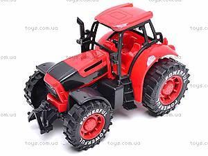 Трактор инерционный, детский, 3368-10, купить