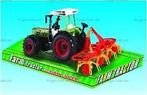 Трактор инерционный для детей, 5088