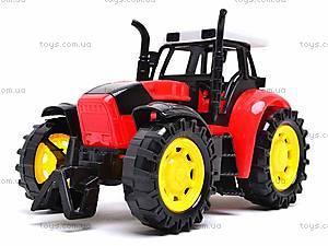 Трактор инерционный, для детей, 1205-2, отзывы