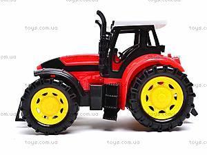 Трактор инерционный, для детей, 1205-2, цена