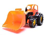 Трактор-каталка с ковшом, 5078, отзывы