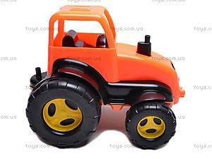 Трактор-каталка с прицепом, 5013, отзывы