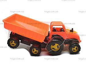 Трактор-каталка с прицепом, 5013, цена