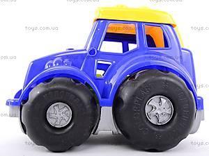 Трактор «Кузнечик», с ведром, 0220, цена