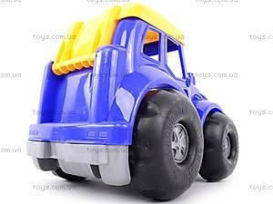 Трактор «Кузнечик», с ведром, 0220, игрушки