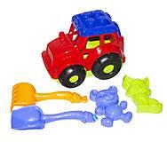 Трактор «Кузнечик №3» (красный), 0220, отзывы