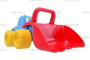 Трактор «Максик», 0960, детские игрушки
