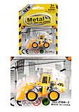 Трактор, 8 видов игрушки, 2366-2