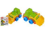 Трактор Мини Технок с ковшом, 5200, отзывы