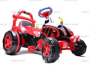 Трактор педальный, 09-902, цена