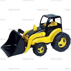 Большой трактор с ковшом, 5078