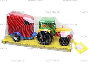 Трактор с прицепом «Конюшня», 39215, отзывы