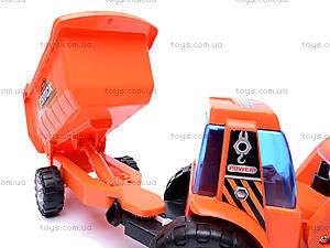 Трактор с прицепом Truck, FD602A, купить