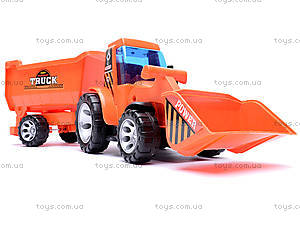 Трактор с прицепом Truck, FD602A, фото